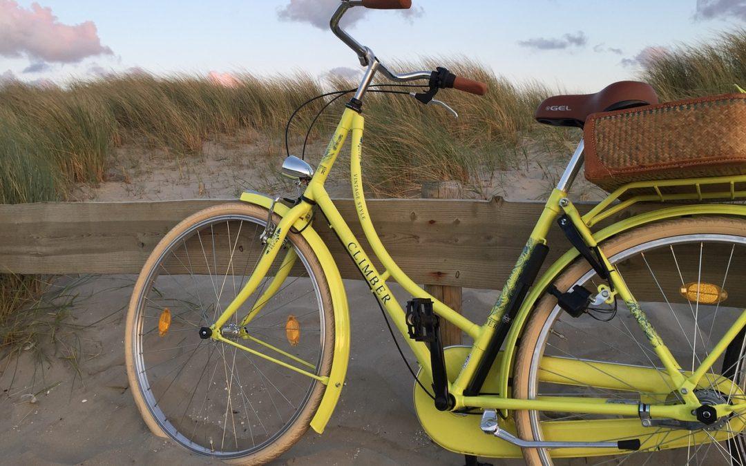 Mit dem Bike die Insel erkunden…